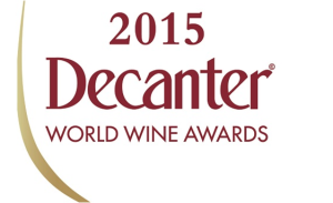 Logo Decanter 2015