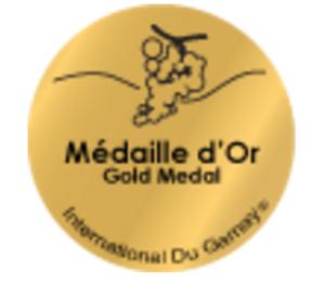 Médaille d'or 2016 - Concours Internaitonal du Gamay